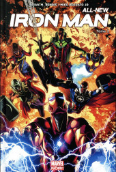 All-New Iron Man -2- War Machines