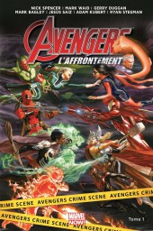 Avengers - L'Affrontement -1- Bienvenue à Pleasant Hill
