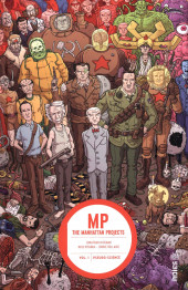 Manhattan Projects (The)