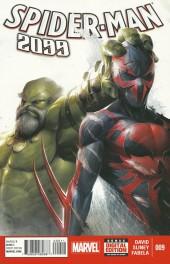 Spider-Man 2099 (2014) -9- Issue #9