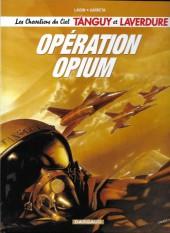 Tanguy et Laverdure -27a2010- Opération opium