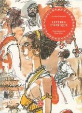(AUT) Pratt, Hugo -b2017- Lettres d'Afrique