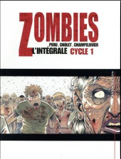 Zombies (Peru/Cholet) -INT1- L'intégrale - Cycle 1