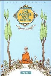 Une année pour méditer - Une année pour méditer - 365 pensées illustrées