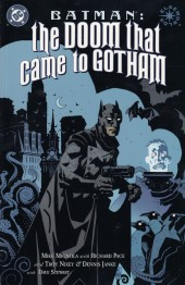 Batman: The Doom That Came to Gotham (2000) -1- Book One of Three