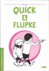Quick et Flupke -2- (Casterman, N&B)
