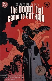 Batman: The Doom That Came to Gotham (2000) -3- Book Three of Three