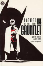 The batman Chronicles (1995) -SP- The gauntlet