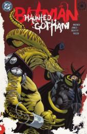 Batman: Haunted Gotham (2000) -3- Part three - Shattered serpents