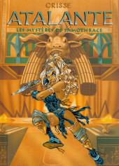 Atalante - La Légende -3TT- Les mystères de Samothrace