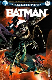 Batman Rebirth (DC Presse) -8- Tome 8