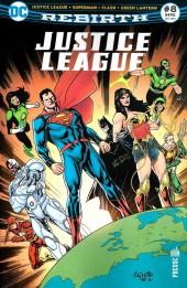Justice League Rebirth (DC Presse)