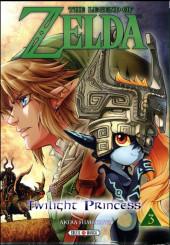 Legend of Zelda (The) - Twilight Princess -3- Tome 3