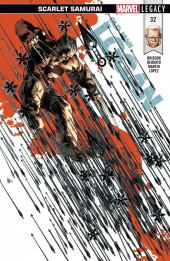 Old Man Logan (2016) -32- Scarlet Samurai: Part Two