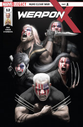 Weapon X (2017) -12- Nuke-Clear War: Part One