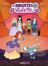 Les enquêtes de Violette -3- Tome 3