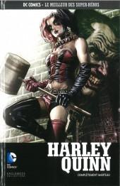 DC Comics - Le Meilleur des Super-Héros -62- Harley Quinn - Complètement Marteau