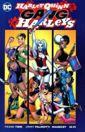 Harley Quinn and Her Gang of Harleys (2016) -INT1- Harley Quinn and Her Gang of Harleys