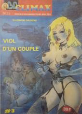 BD Climax  -33- Viol d'un couple #3