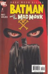 Batman and the Mad Monk (2006) -3- Batman and the Mad Monk 3 of 6