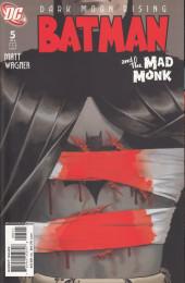 Batman and the Mad Monk (2006) -5- Batman and the Mad Monk 5 of 6