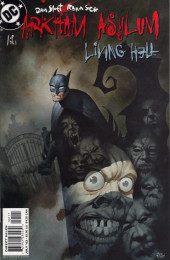 Arkham Asylum: Living Hell (2003) -1- Whole in the head