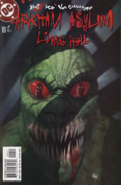 Arkham Asylum: Living Hell (2003) -4- Tic Toc