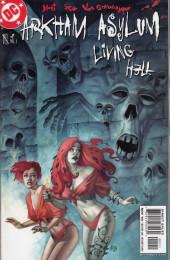 Arkham Asylum: Living Hell (2003) -5- Patterns