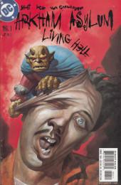 Arkham Asylum: Living Hell (2003) -6- Rhyme & reason