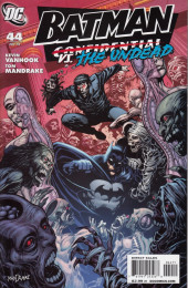 Batman Confidential (2007) -44- Batman vs the undead part 1: the big easy