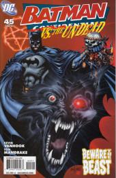 Batman Confidential (2007) -45- Batman vs the undead part 2: Down in the black bayou