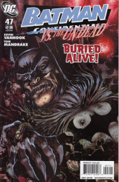 Batman Confidential (2007) -47- Batman vs the undead part 4: the corpse of Corto Maltese