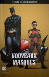 DC Comics - La légende de Batman -1048- Nouveaux Masques