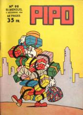 Pipo (Lug) -98- Le sac du Père Noël
