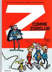Spirou et Fantasio -15Ind2- Z comme Zorglub
