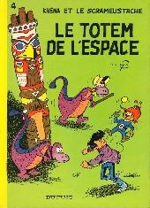 Le scrameustache -4- Le totem de l'espace