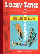 Lucky Luke (Edición Coleccionista 70 Aniversario) -51- Solo ante los Dalton