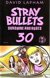 Stray Bullets: Sunshine & Roses (2015) -30- Detention for ever