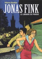 Jonas Fink -3- Le Libraire de Prague