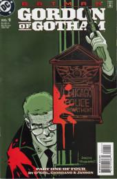 Batman: Gordon of Gotham (1998) -1- Dumb as a rock