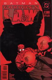 Batman: Gordon's Law (1996) -2- Suspicous minds