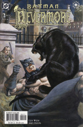 Batman: Nevermore (2003) -2- The hideous beast