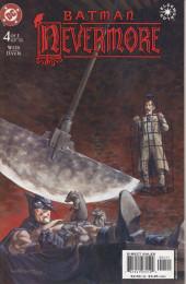 Batman: Nevermore (2003) -4- The fearful scimitar