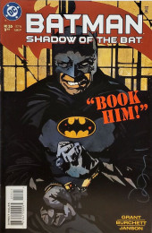 Batman: Shadow of the Bat (1992) -55- Standard operating procedure