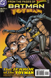 Batman: Toyman (1998) -1- Incident report