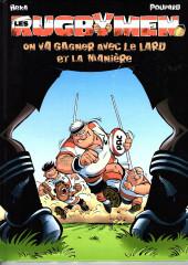 Les rugbymen -5FL- on va gagner avec le lard et la manière