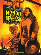 Mondo reverso -1- Cornelia & Lindbergh