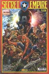 Secret Empire -1- Secret empire 1