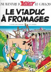 Astérix (Publicitaire) -Scétaurout- Le Viaduc à fromages