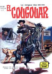 Télé série jaune (Au nom de la loi) -38- El Cougouar - L'ombre de la potence